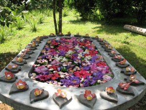 The last Ayurvedic treatments - flower bath