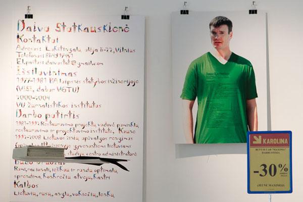 """""""Jaunojo dizainerio prizo 2013"""" laureatų paroda  jau atidaryta"""