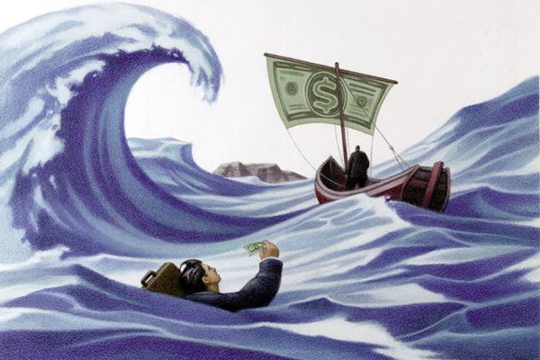 Ką rinktis – investuotojo laivą ar nuosavą valtelę?