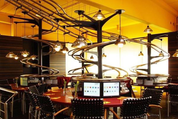 Keisčiausios restoranų idėjos: kurią pasirinktumėte?