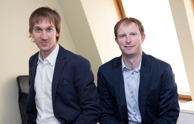 """Sėkmingiausios jaunos aukštųjų technologijų įmonės apdovanojimas įteiktas įmonei """"WoraPay"""""""