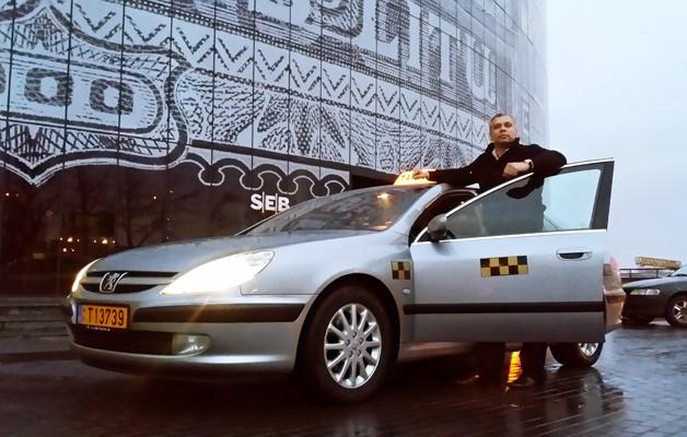 Kaune taksi verslą išplėtojęs Arnoldas Kubiliūnas neįsivaizduoja savęs kitoje srityje
