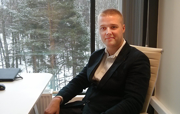 """Egidijus Andreika: """"Lengva pradėti verslą, nes nežinai, kas tavęs laukia"""""""