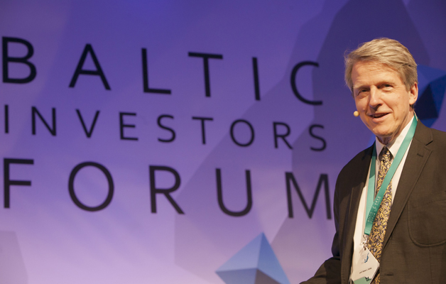 Nobelio premijos  laureatas Robertas Shilleris. Kaip prasideda krizės?