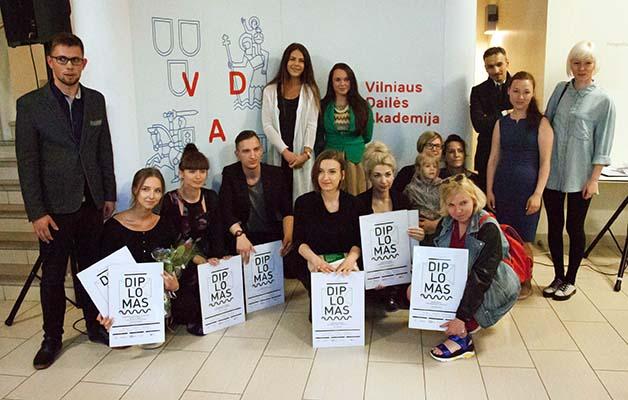 Paskelbti geriausi 2015 m. Lietuvos jaunieji dizaineriai