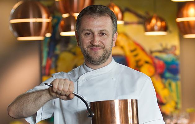 """Kulinarijos maestro L. Čeprackas: """"Gerą virėją galima atpažinti iš druskos kiekio lėkštėje"""""""