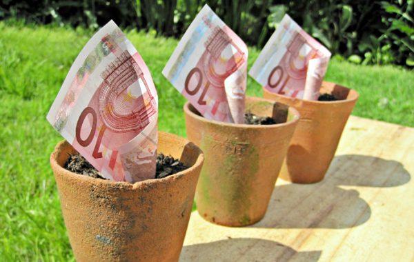 Jauno verslo finansavimo šaltiniai
