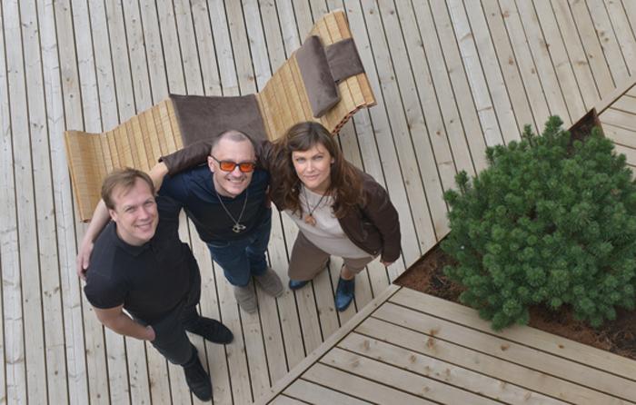 """""""Kickstarter"""" iššūkis: lietuvių dizaineris savo kėdei suteikia viso gyvenimo garantiją"""
