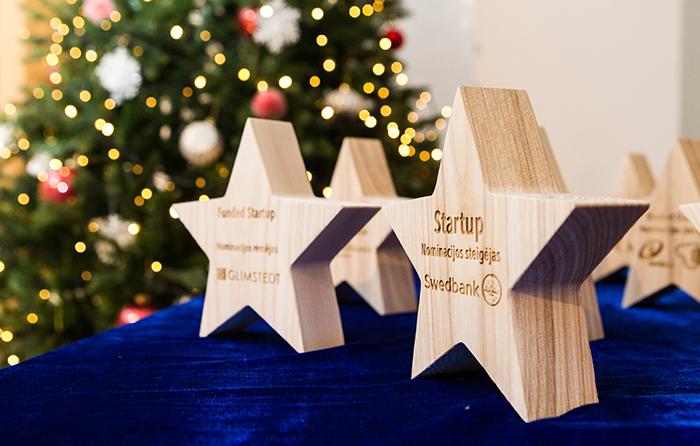 Apdovanoti geriausi Lietuvos startuoliai 2016