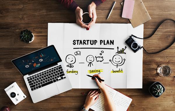 Penki patarimai, kaip jaunai įmonei sustiprėti