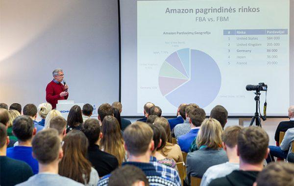 """Didžiausios perspektyvos """"Amazon"""" – prekyba su savo nuosavu prekių ženklu"""