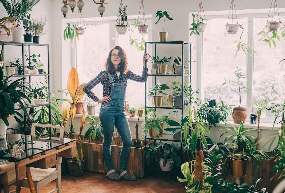 Įkūrė gyvybės langelį augalams