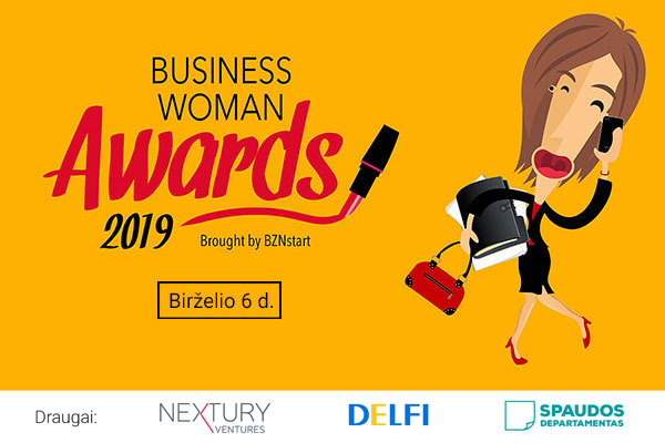 Business Woman AWARDS 2019