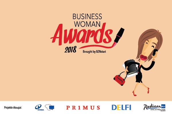 Business Woman Awards 2018 (#BWA2018)