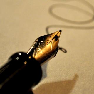 Neužšalęs rašiklis su rašalo kapsule