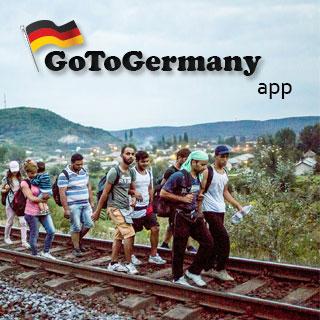 """Programėlė """"Go to Germany"""""""