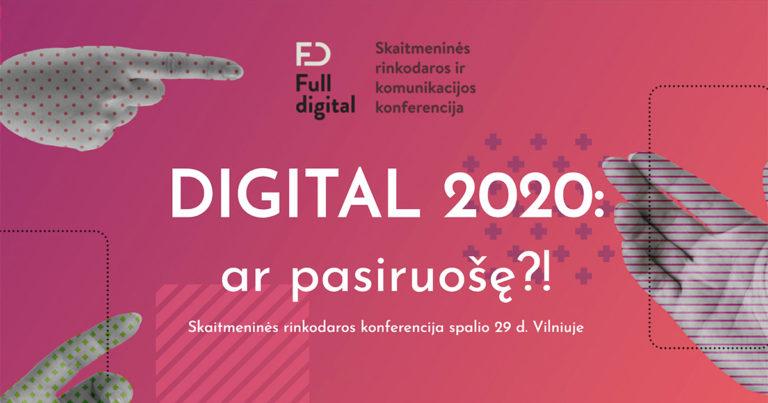 Full digital
