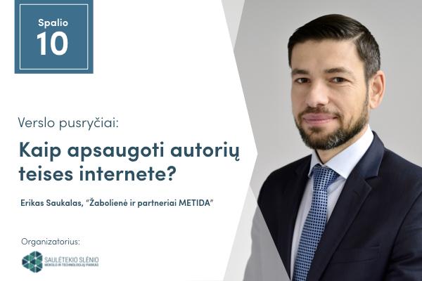 Kaip apsaugoti autorių teises internete?