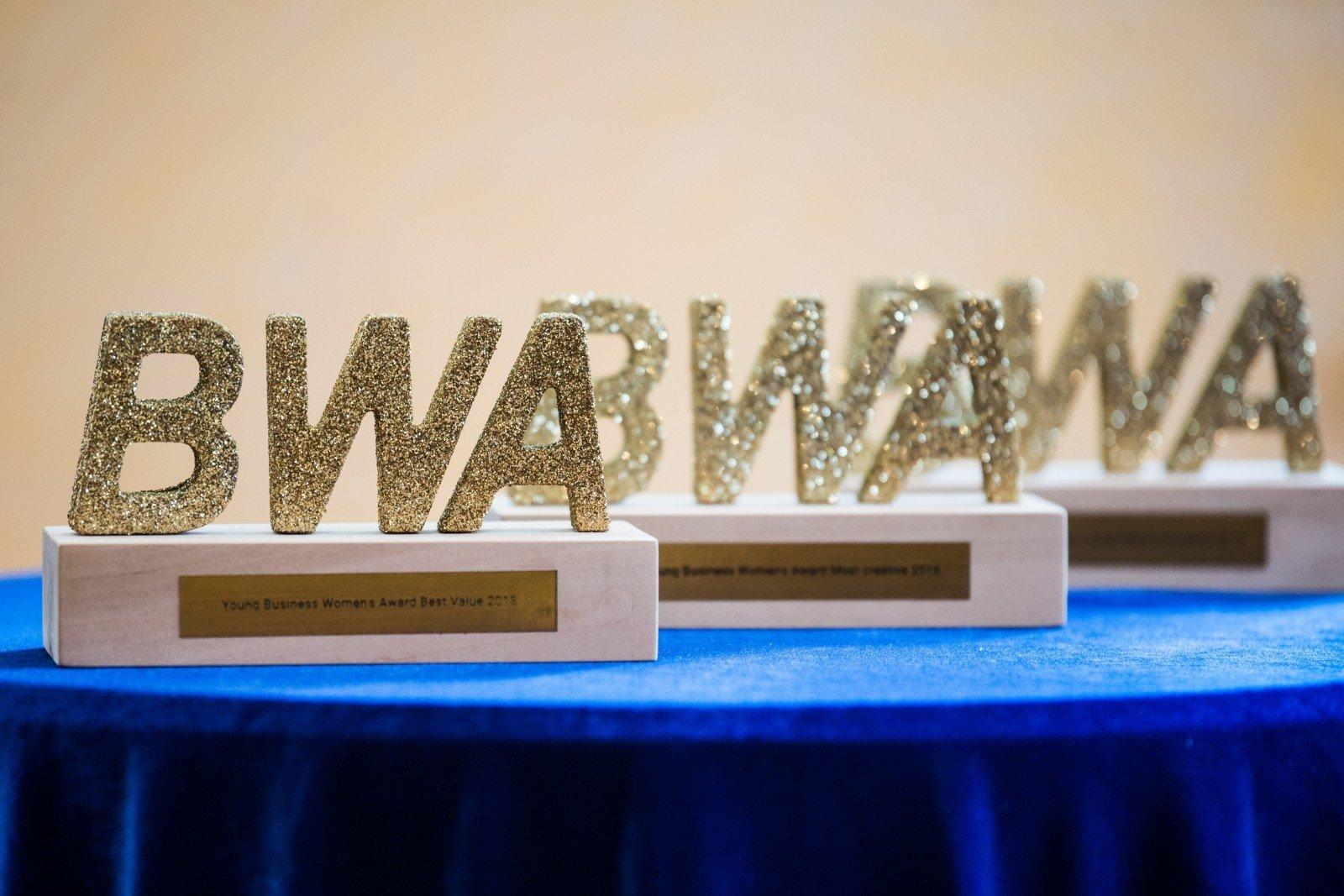 """""""Business Woman Awards 2019"""" įvertintos inovatyviausių verslo idėjų autorės"""