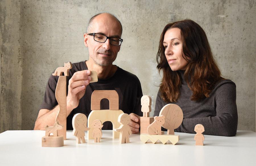 Mediniai žaislai, sulaukę didžiulės sėkmės užsienyje