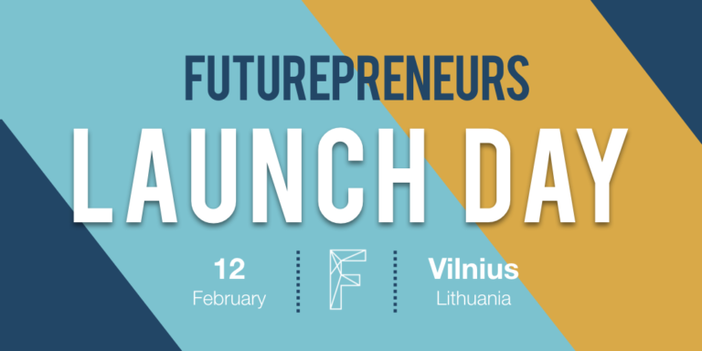 Futurepreneurs Launch Day