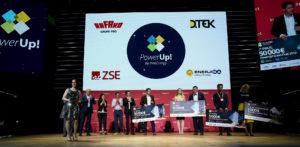 Galimybė tapti tvariosios energetikos metų startuoliu Europoje