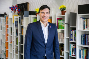 Vilniuje – nauja mokykla: didžiausias dėmesys skiriamas mąstymo ugdymui