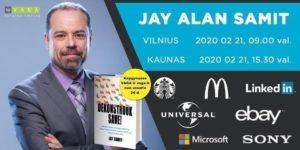 Jay Samit: Milijardų dolerių sėkmės strategijos