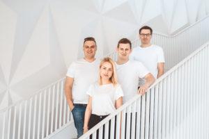 Logistikos startuolis tiesia pagalbos ranką gamybinėms, prekybinėms kompanijoms