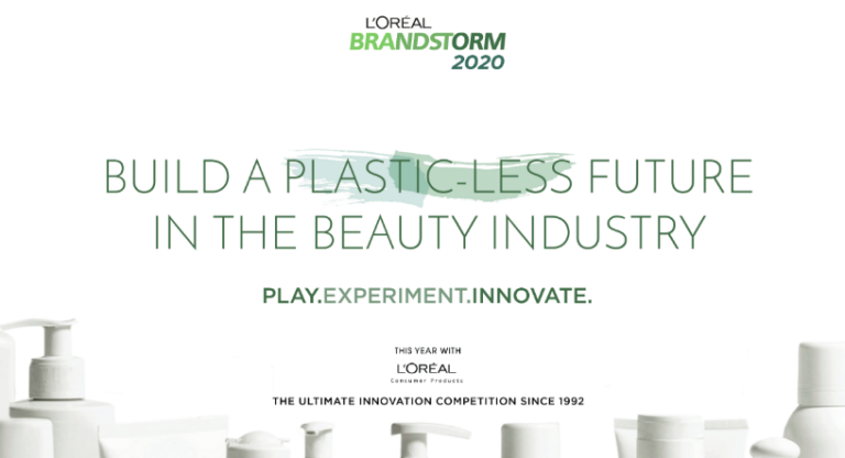 L'Oréal inovacijų konkursas Brandstorm