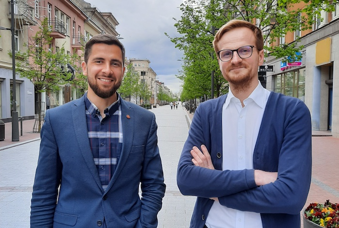 Analogų Lietuvoje ir pasaulyje neturintis startuolis