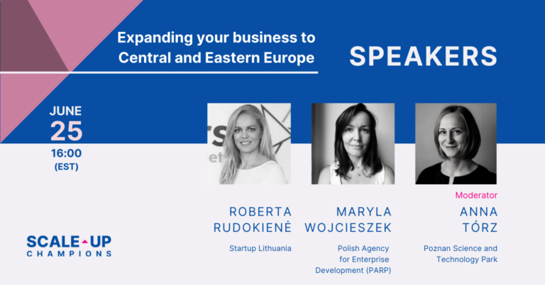 Expanding your business to Central and Eastern Europe