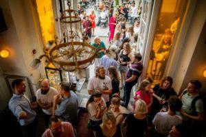 Verslo vakarėlyje be formalumų: naudingi kontaktai ir ekspertų patarimai