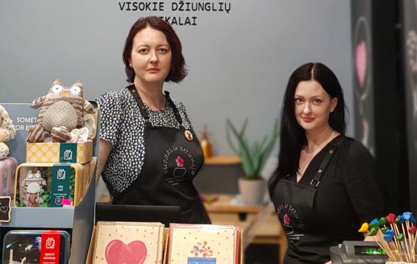 Išskirtinių augalų paieškos seseris paskatino pradėti nuosavą verslą