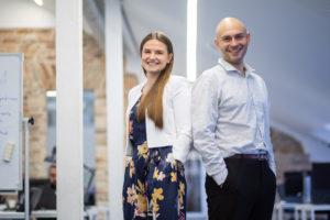 Pritrauktos investicijos pastūmėjo inovatyvų startuolį augti