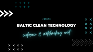 Baltic Clean Technology Conference & Matchmaking Event