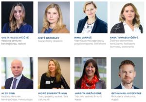 Startuoja tvarumo mokymų ir mentorystės programa verslui