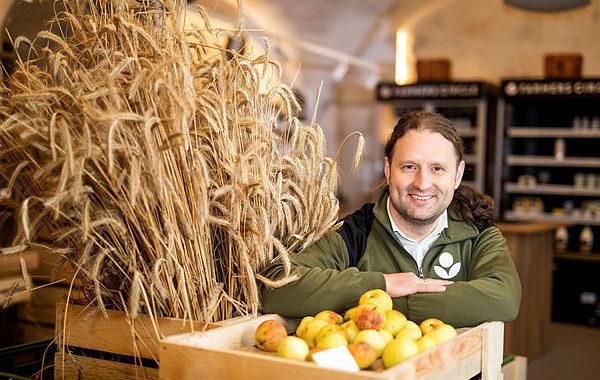 Ekologinis ūkis: sveiko maisto kelias iki stalo