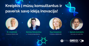 MITA konsultacijos gyvybės mokslų inovatoriams