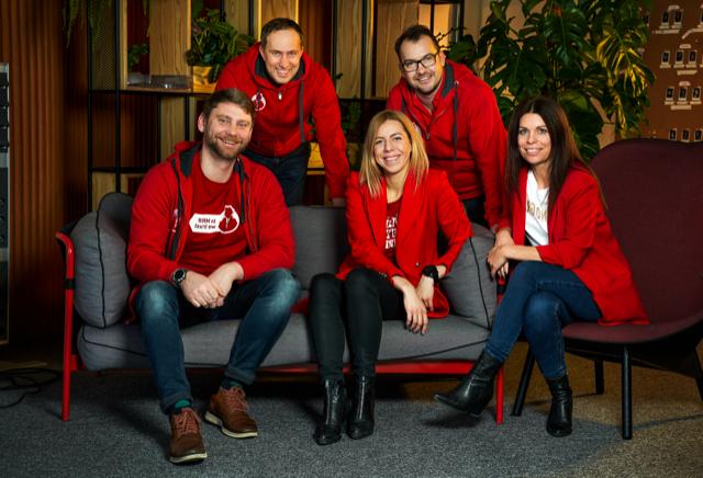 Lietuvių startuolis pritraukė 1,6 mln. eurų