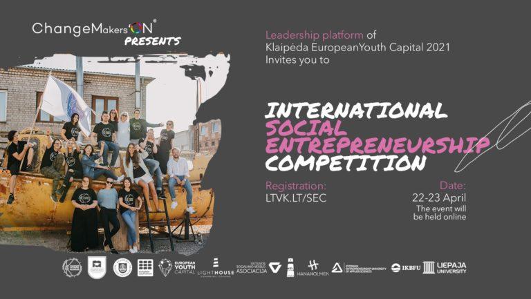 Tarptautinis socialinio verslumo konkursas