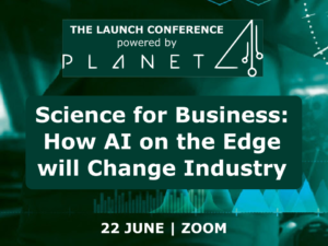 DI konferencija | Science For Business: How AI On The Edge Will Change Industry