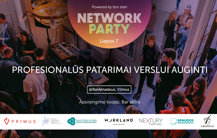 NETWORK PARTY