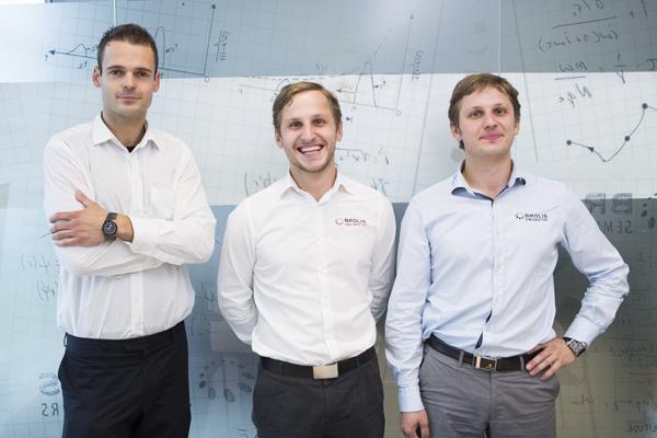 Brolių Vizbarų startuolis pritraukė 15 mln. eurų investiciją