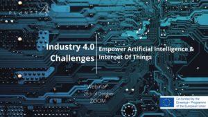 Pramonės 4.0 iššūkiai: kaip įgalinti dirbtinį intelektą?